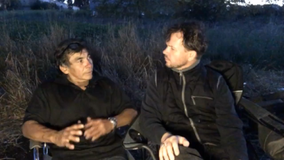 Interview with Gabriel Homeless in Marin